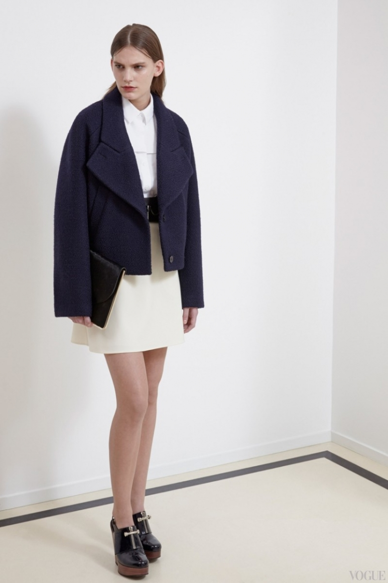 Carven Couture весна-лето 2013 #20