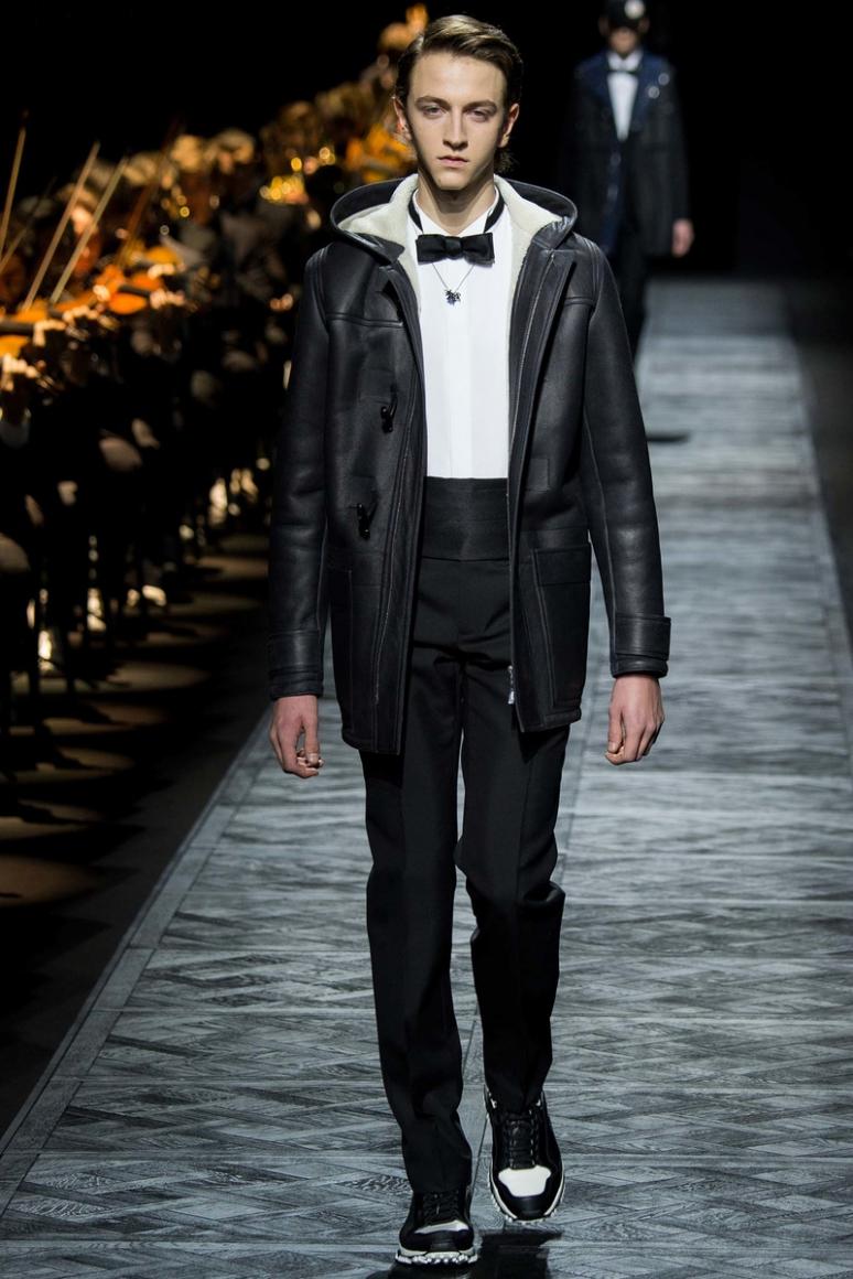 Dior Homme Menswear осень-зима 2015/2016 #40