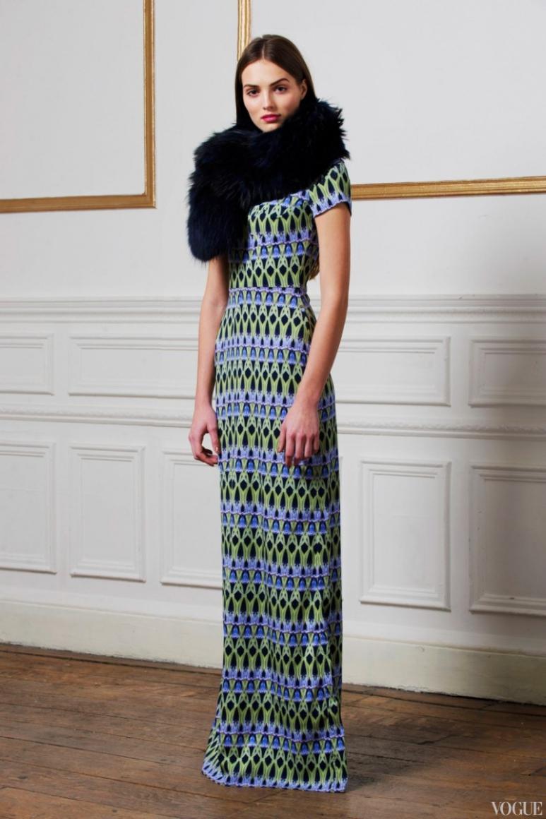 Matthew Williamson Couture весна-лето 2013 #1