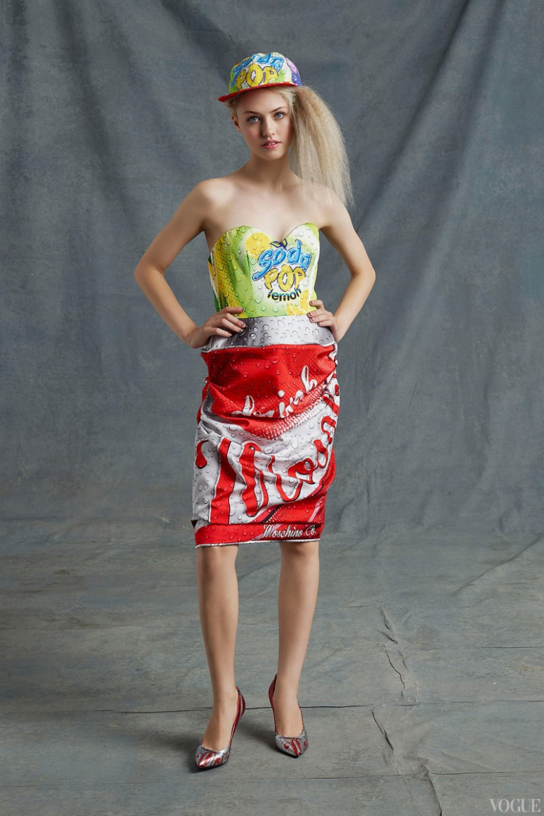 Moschino Resort 2015 #50