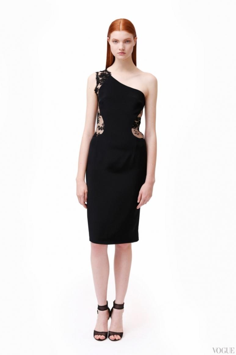 Monique Lhuillier Couture весна-лето 2013 #19
