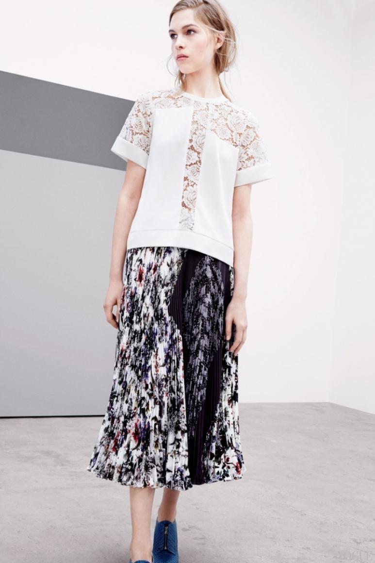 Rebecca Taylor Couture весна-лето 2013 #10