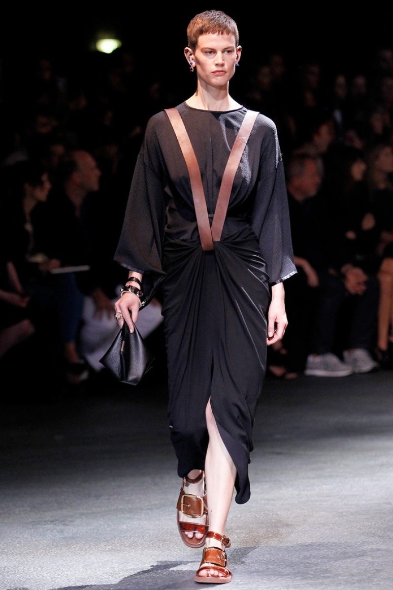 Givenchy весна-лето 2014 #37
