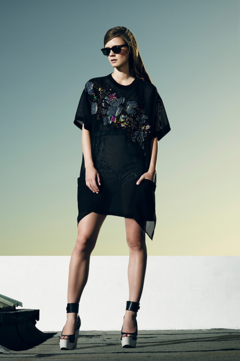 BCBG Max Azria Resort 2014 #15