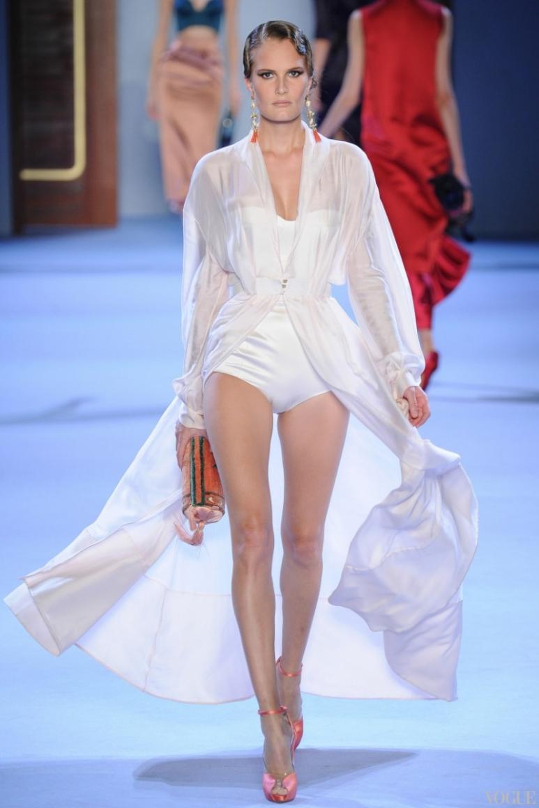 Ulyana Sergeenko Couture весна-лето 2014 #43