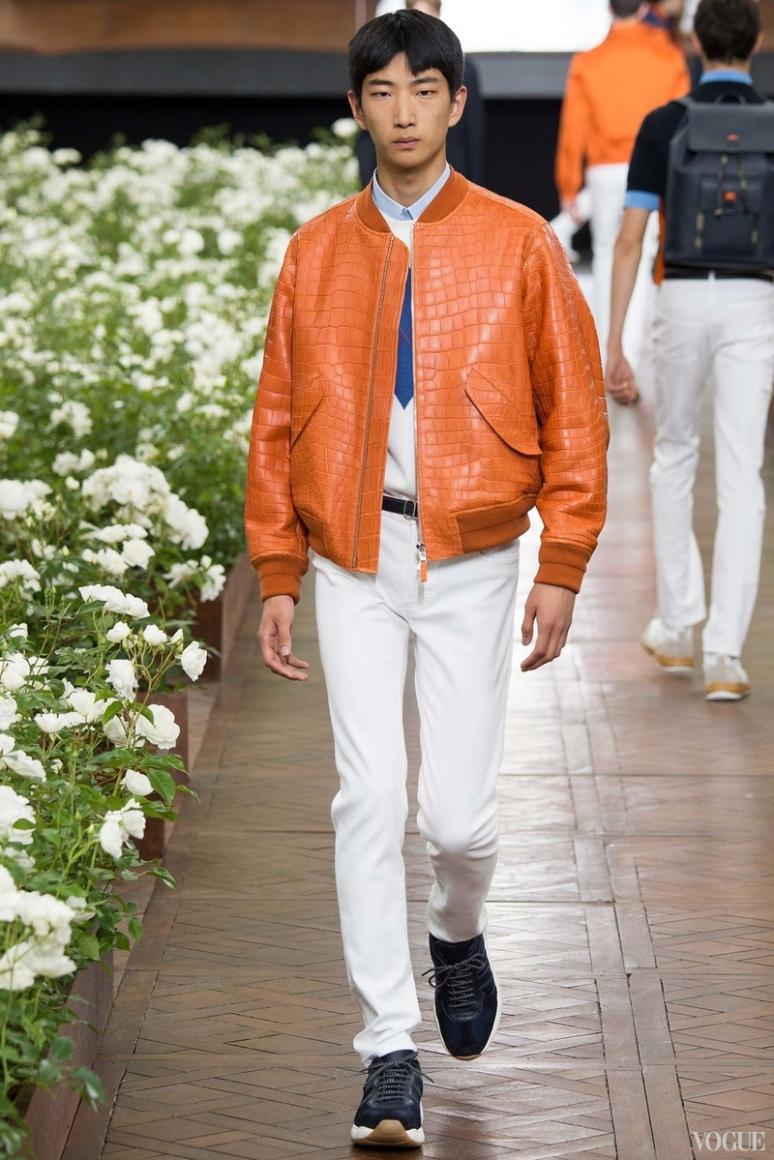 Dior Homme Menswear весна-лето 2016 #8