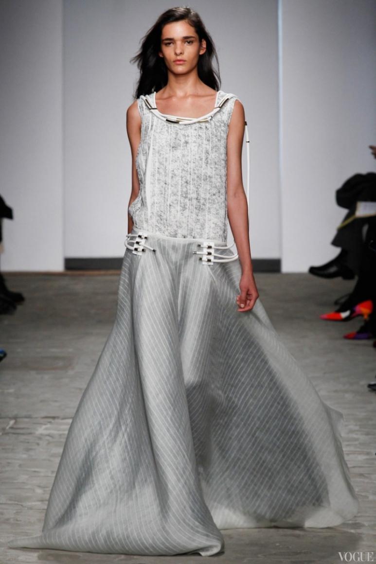 Vionnet Couture весна-лето 2014 #12