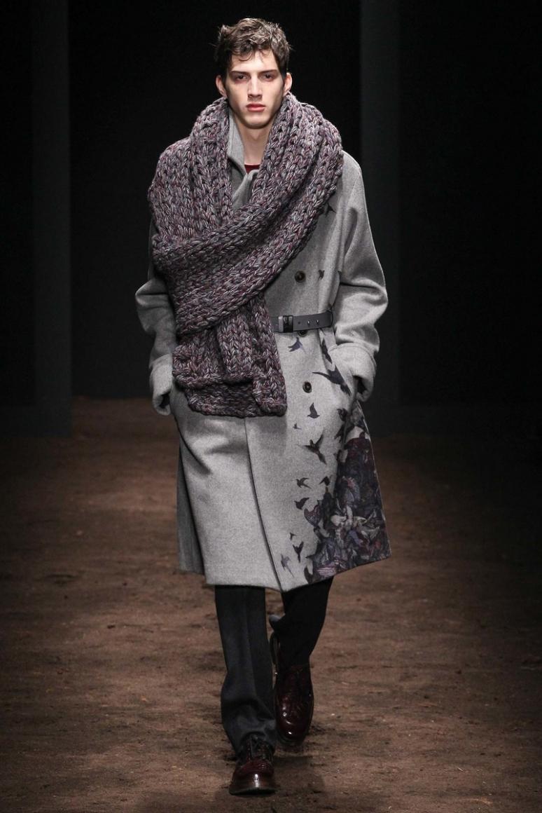 Salvatore Ferragamo Menswear осень-зима 2015/2016 #29