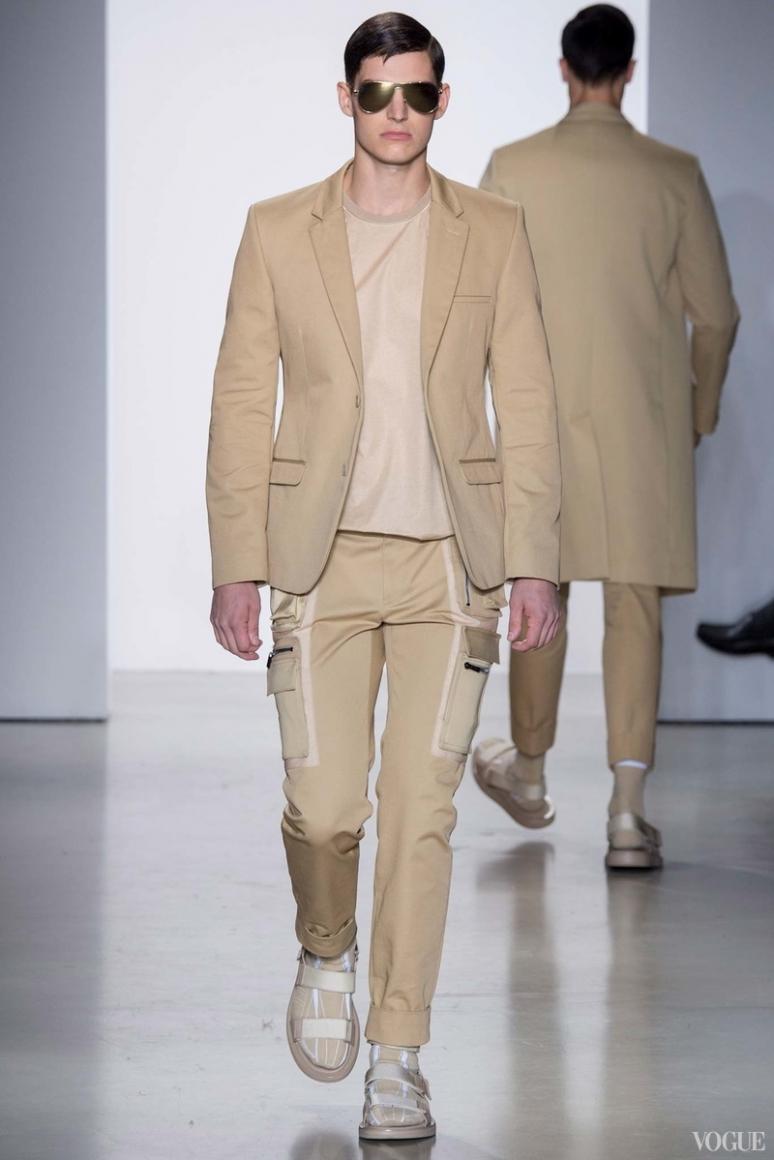Calvin Klein Menswear весна-лето 2016 #22
