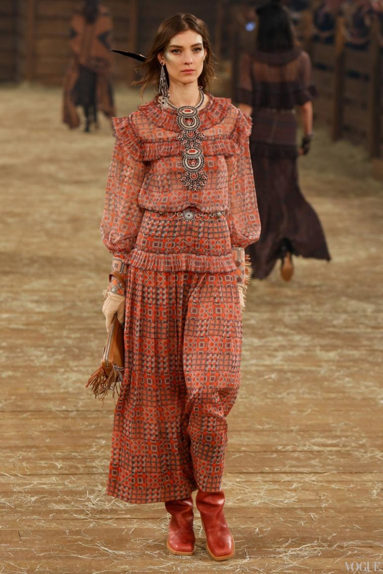 Chanel Couture весна-лето 2013 #46