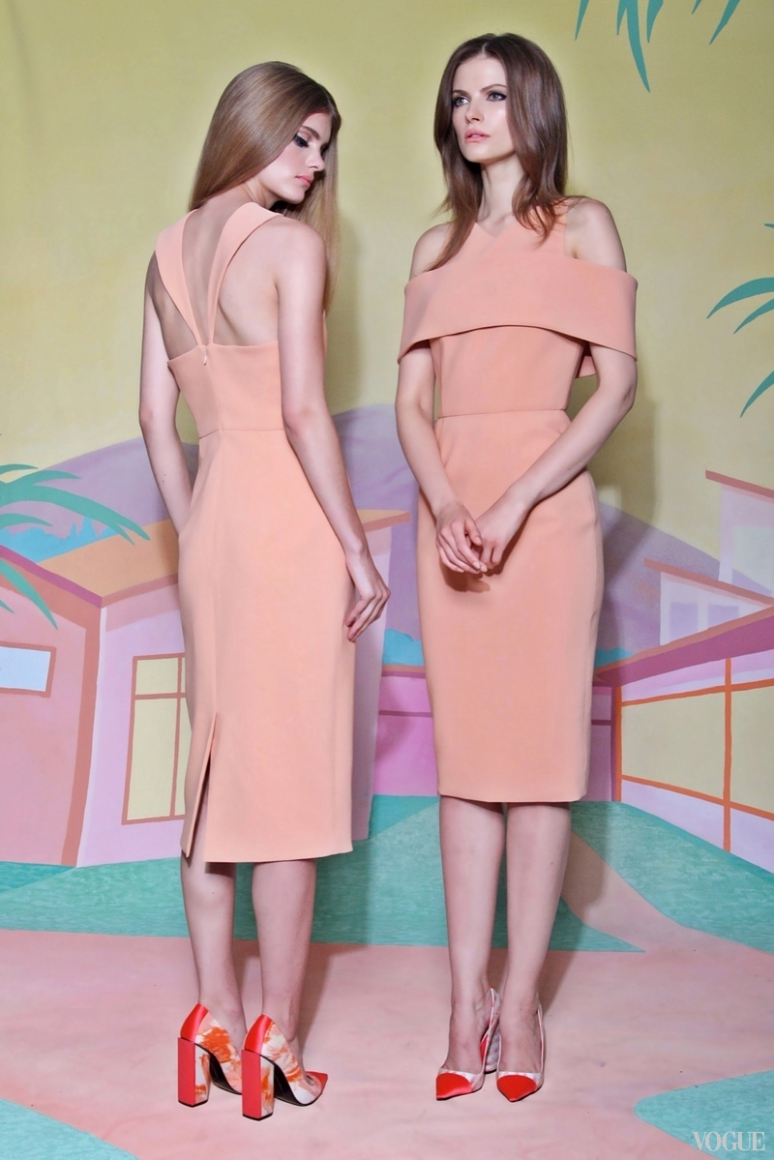Christian Siriano Resort 2016 #10