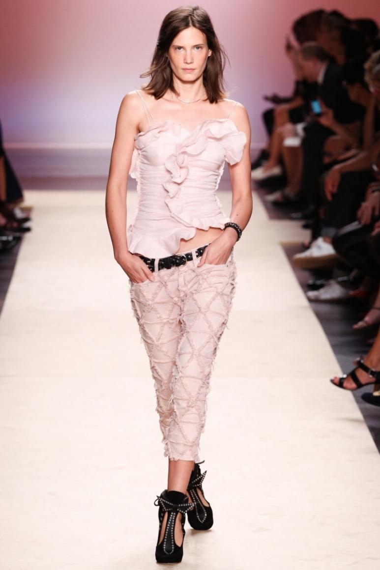 Isabel Marant весна-лето 2014 #31