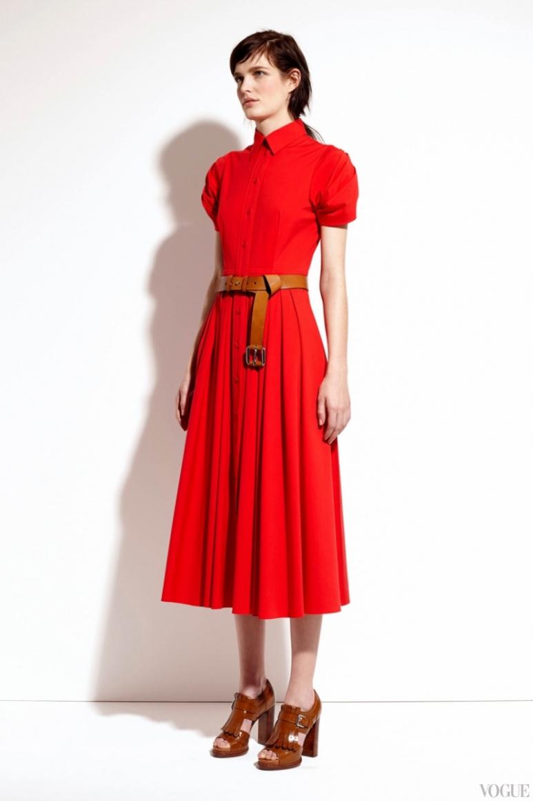 Michael Kors Couture весна-лето 2013 #25