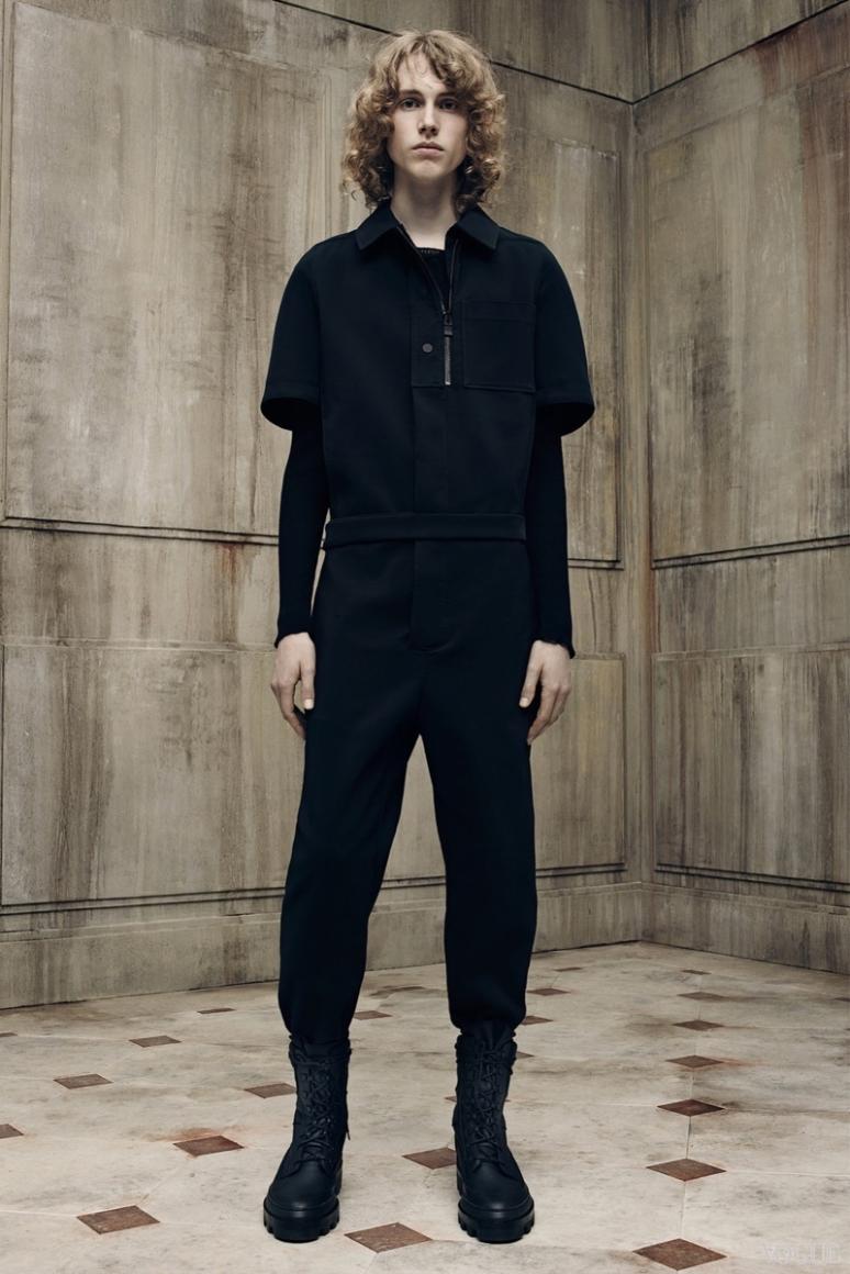 Balenciaga Menswear весна-лето 2016 #11