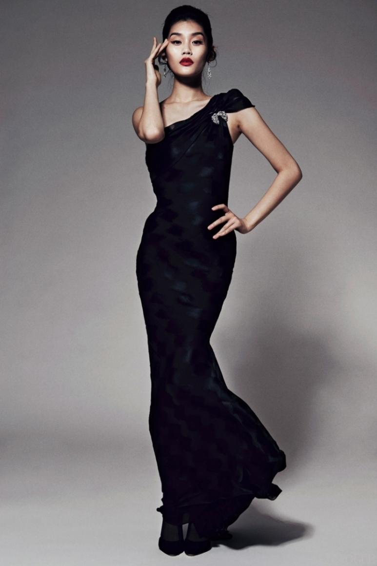 Zac Posen Couture весна-лето 2013 #12