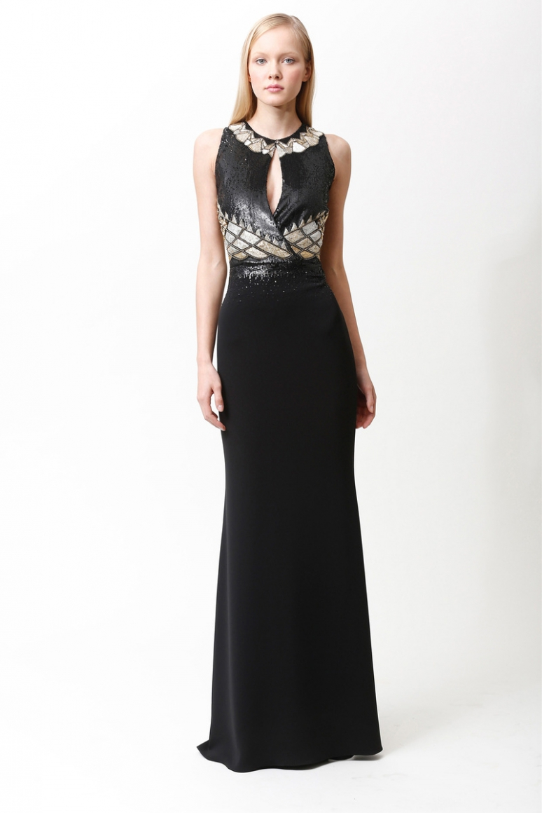 Badgley Mischka Pre-Fall 2013 #18