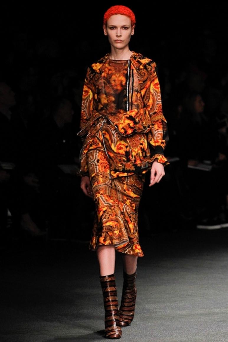 Givenchy осень-зима 2013/2014 #28