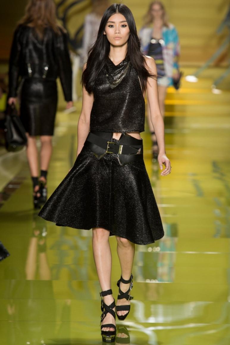 Versace весна-лето 2014 #40