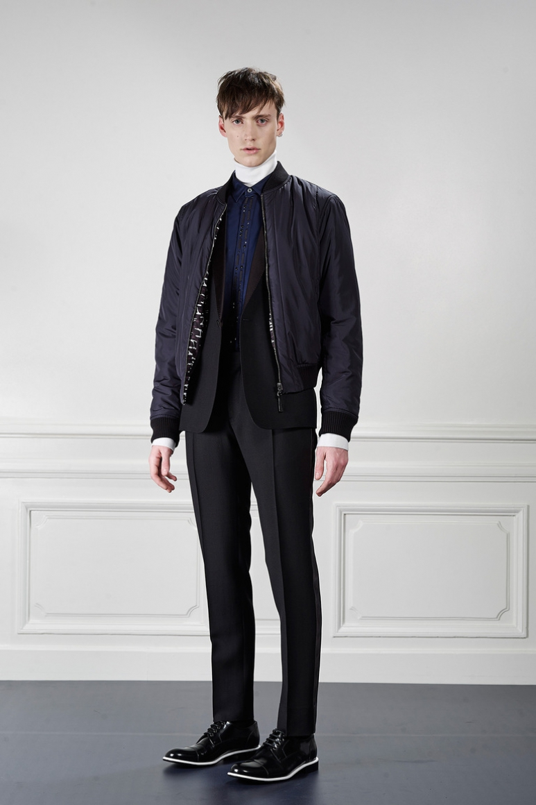 Viktor & Rolf Menswear осень-зима 2015/2016 #4