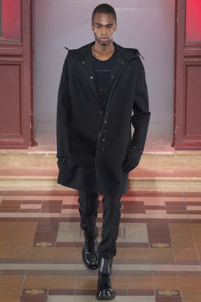 Lanvin Menswear осень-зима 2015/2016 #4