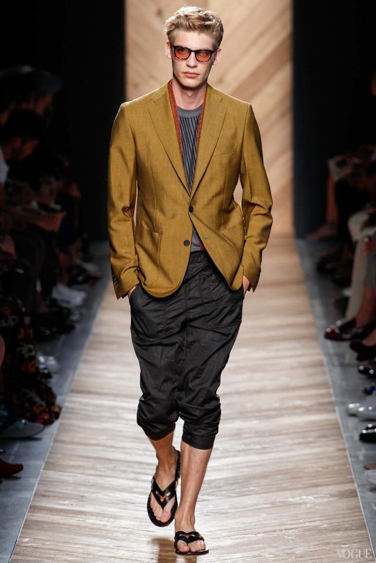 Bottega Veneta Menswear весна-лето 2016 #2