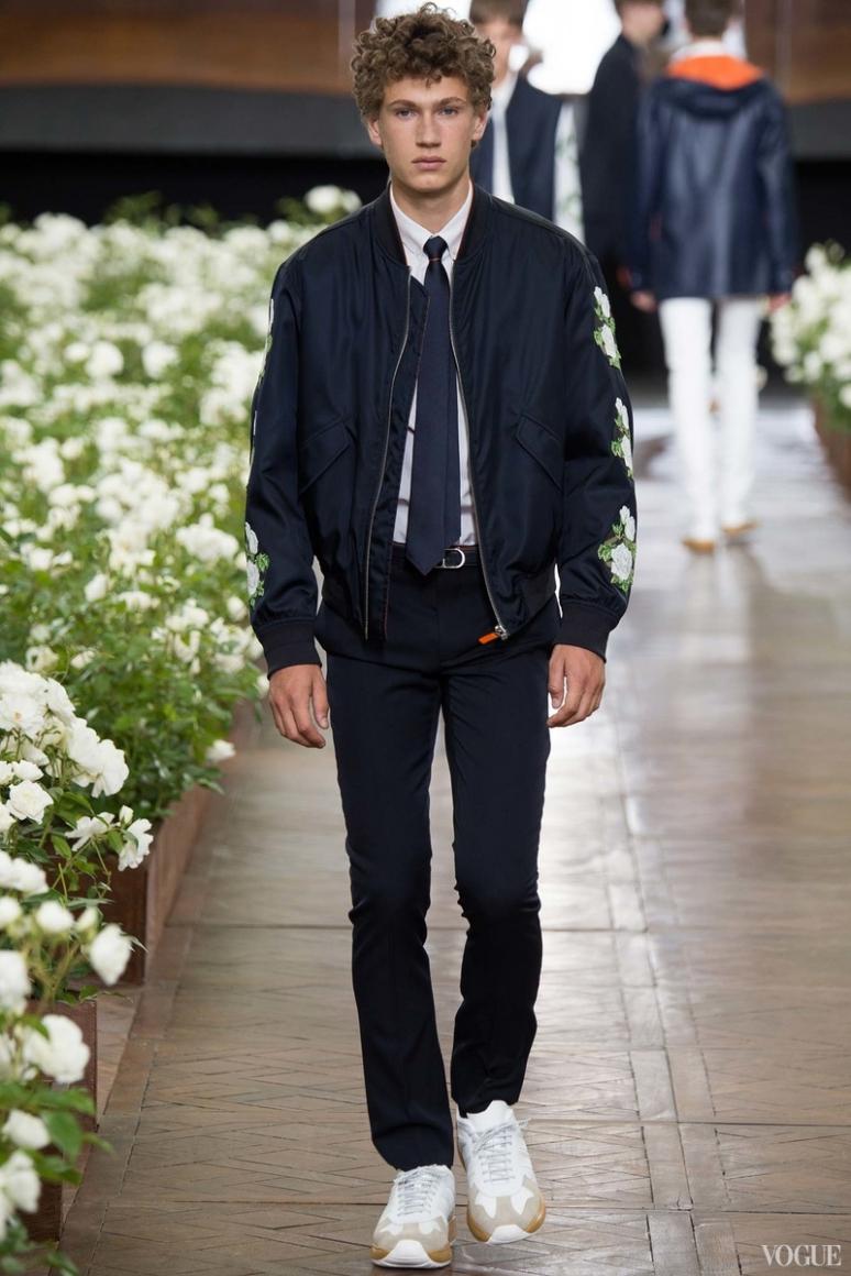 Dior Homme Menswear весна-лето 2016 #4