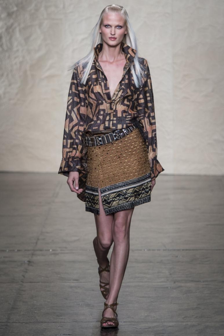 Donna Karan весна-лето 2014 #10