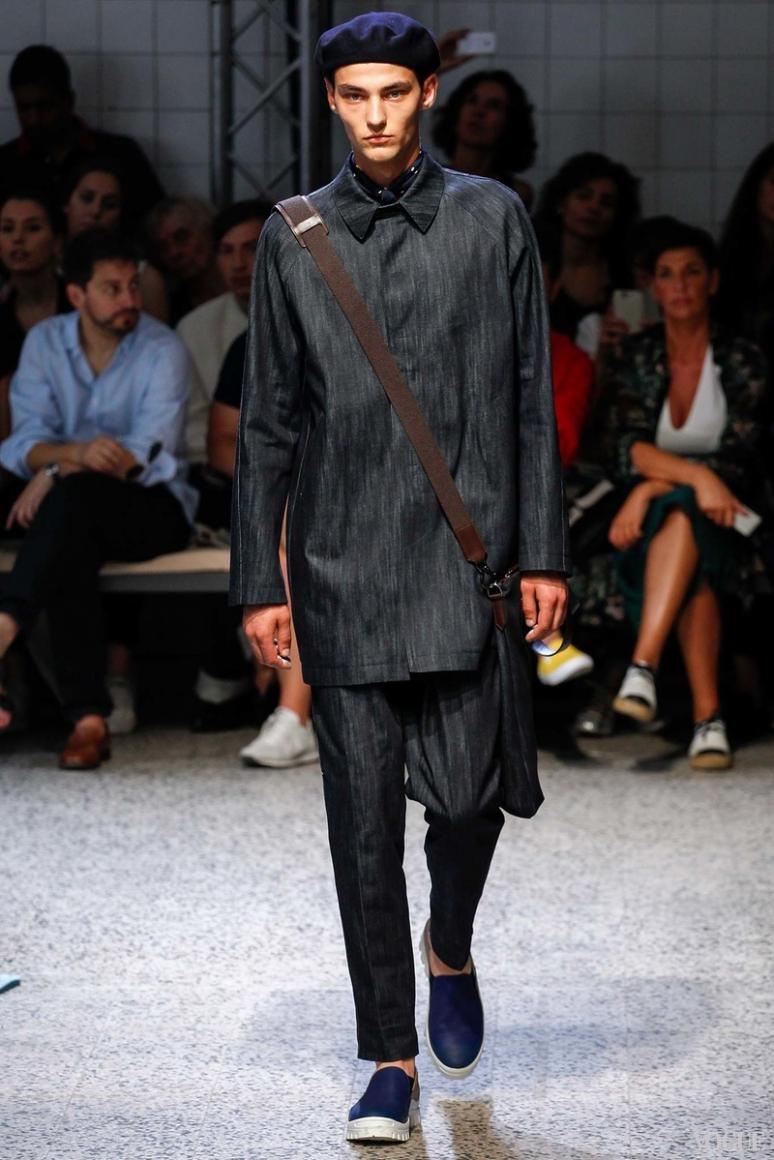 Antonio Marras Menswear весна-лето 2016 #40