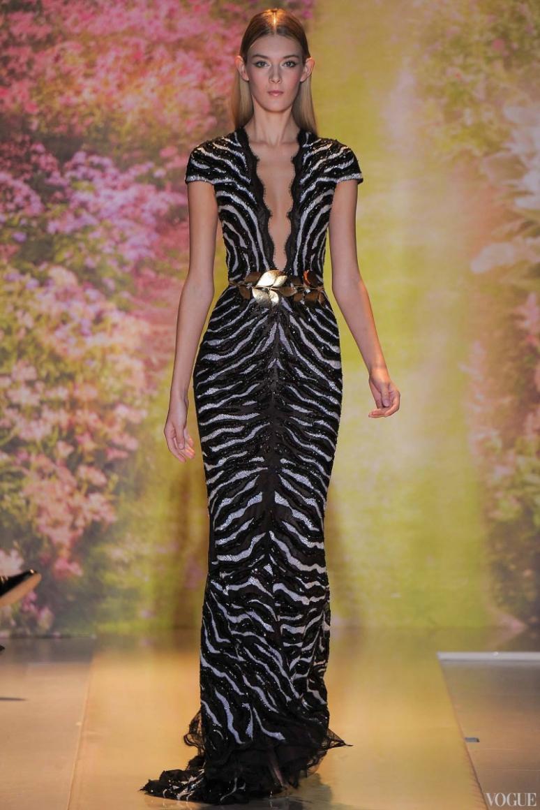 Zuhair Murad Couture весна-лето 2014 #32