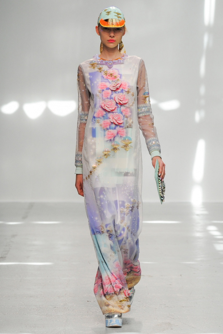 Manish Arora весна-лето 2015 #47