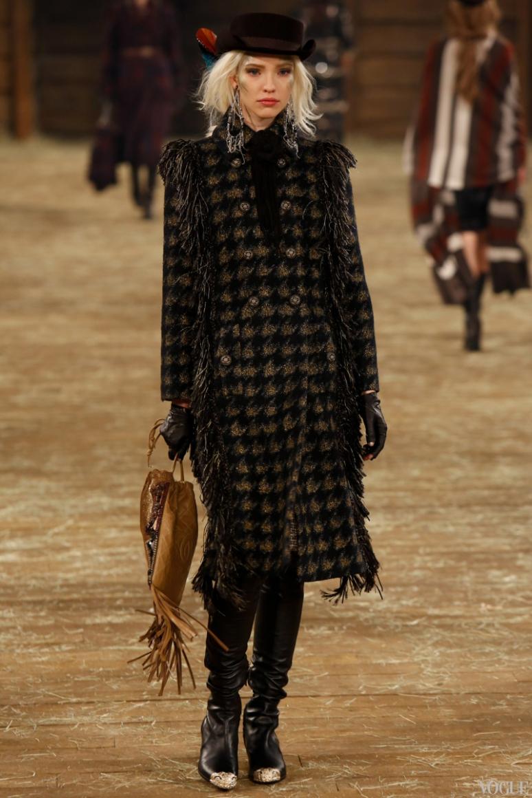 Chanel Couture весна-лето 2013 #74