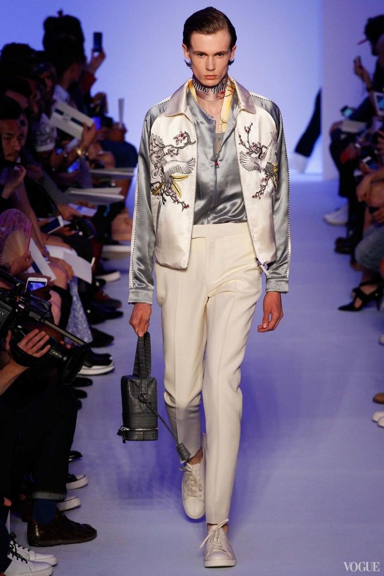 Louis Vuitton Menswear весна-лето 2016 #2