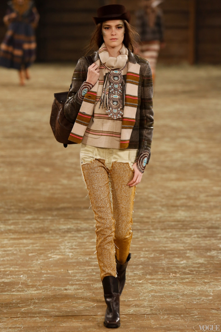 Chanel Couture весна-лето 2013 #89