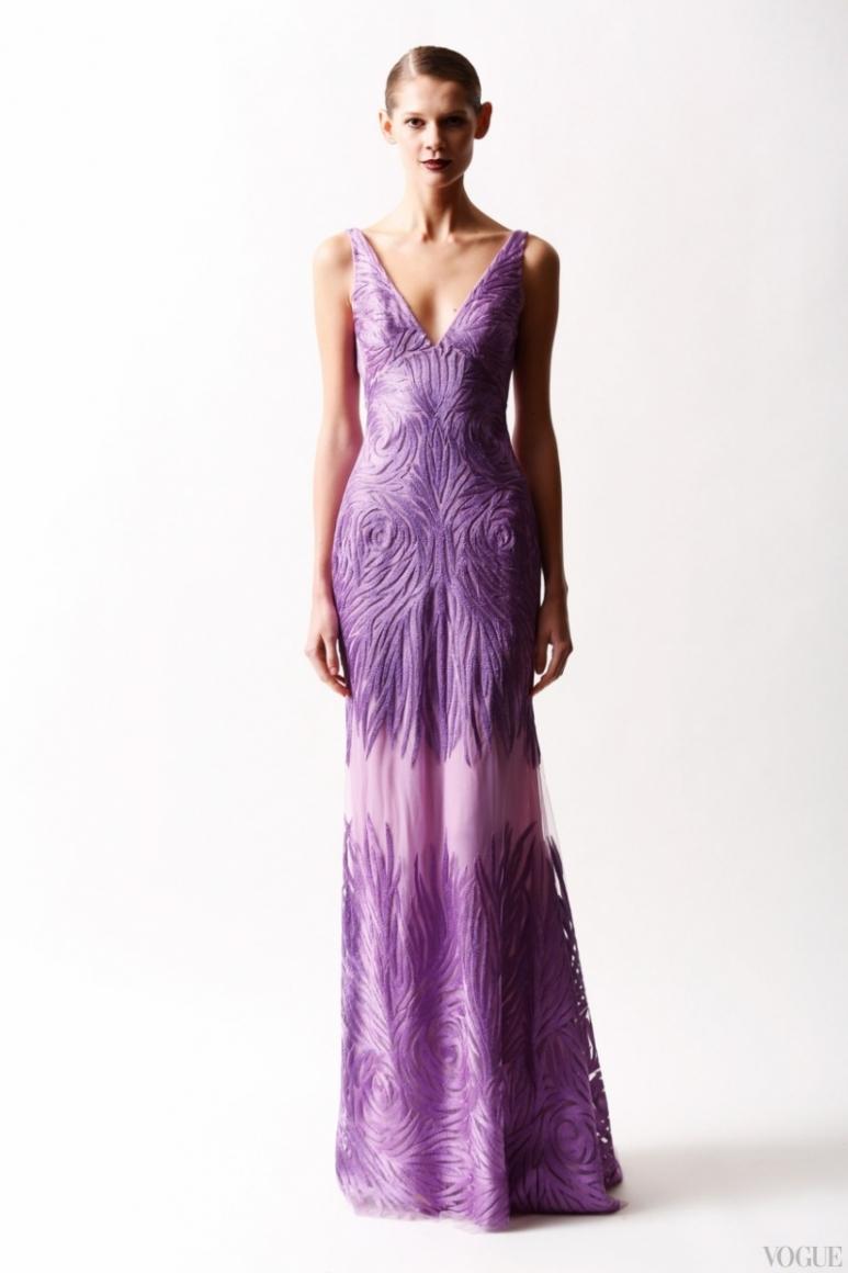 Naeem Khan Couture весна-лето 2013 #3