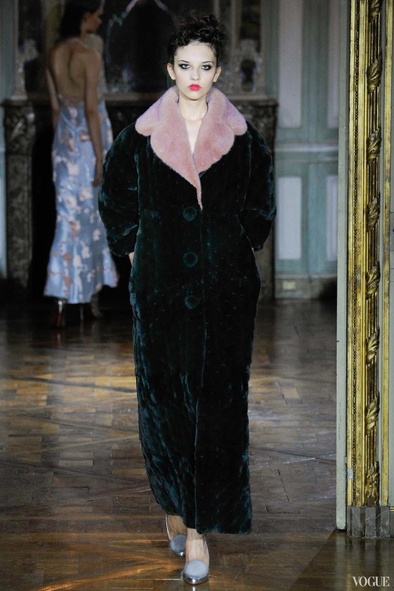 Ulyana Sergeenko Couture осень-зима 2015/2016 #28