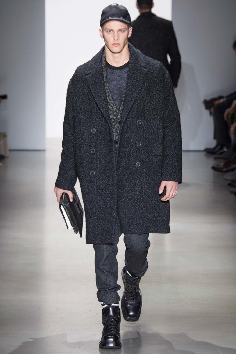 Calvin Klein Menswear осень-зима 2015/2016 #26