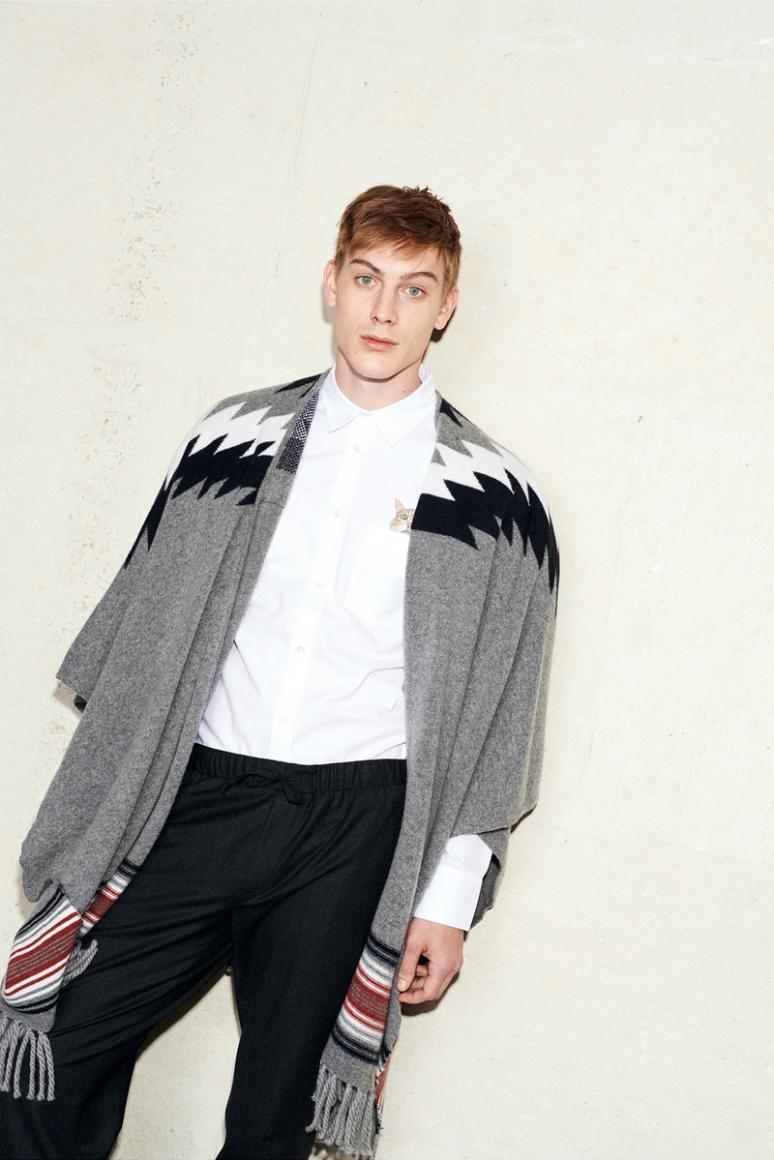 Paul & Joe Menswear осень-зима 2015/2016 #21