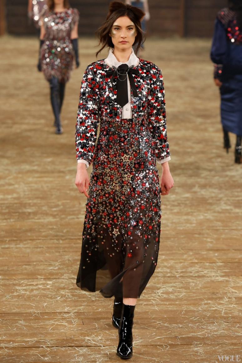 Chanel Couture весна-лето 2013 #33