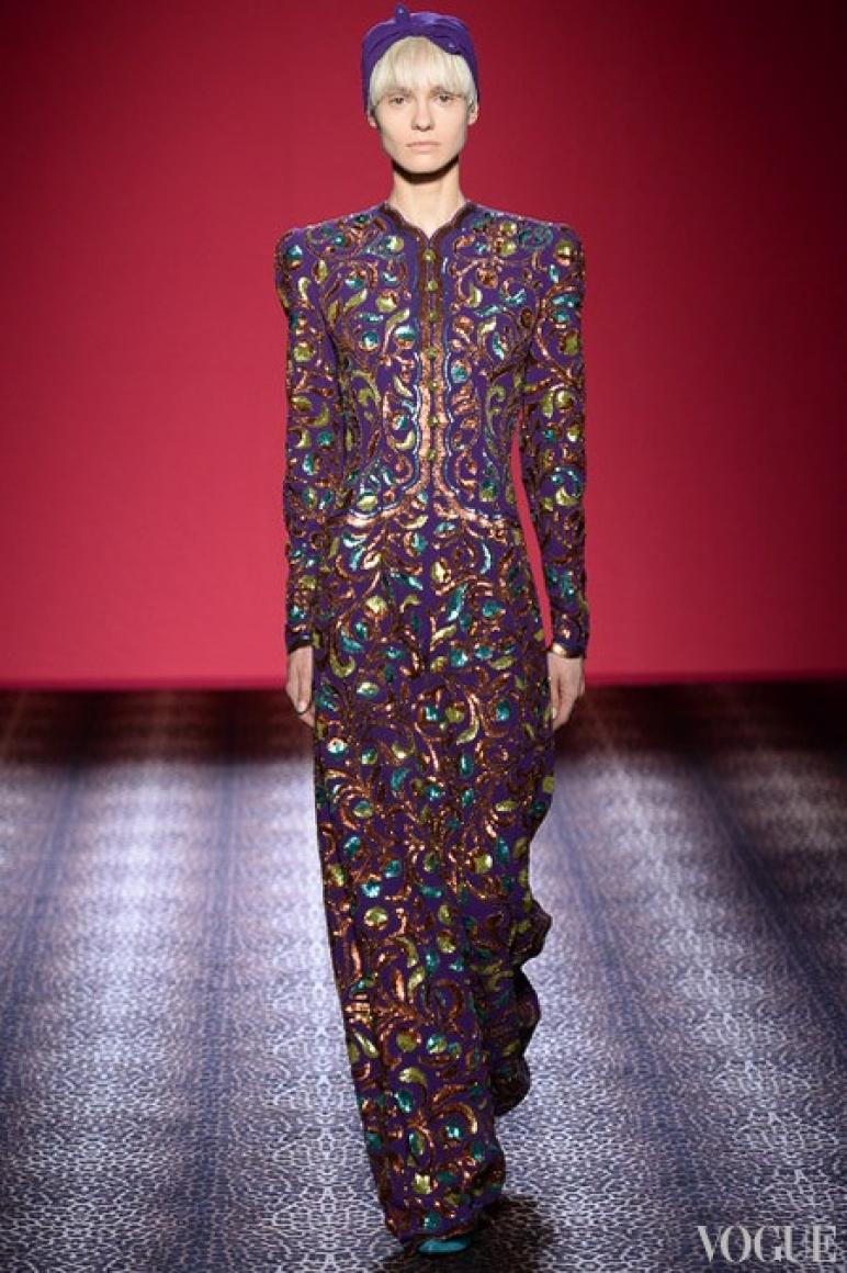 Schiaparelli Couture осень-зима 2014/2015 #11