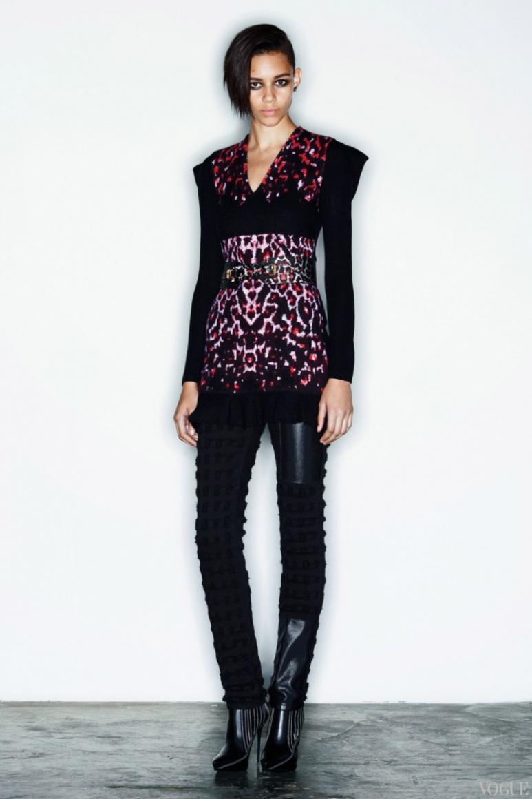 McQ Alexander McQueen Couture весна-лето 2013 #24