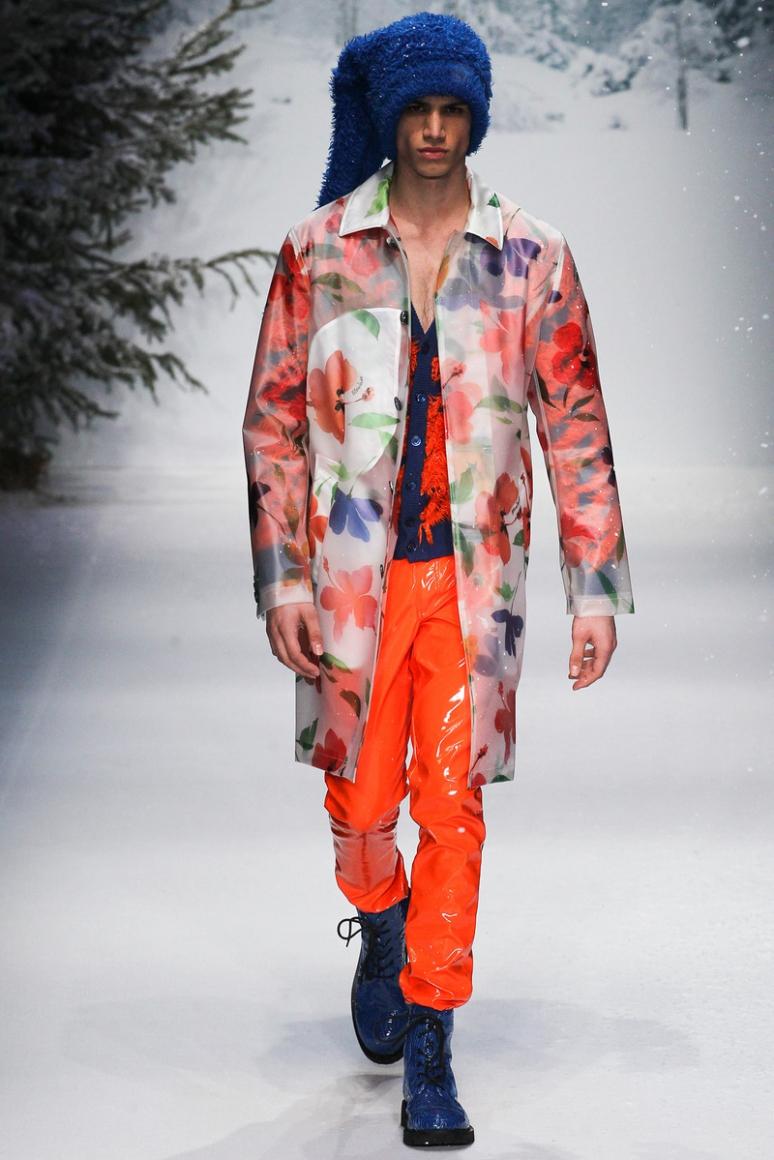 Moschino Menswear осень-зима 2015/2016 #25