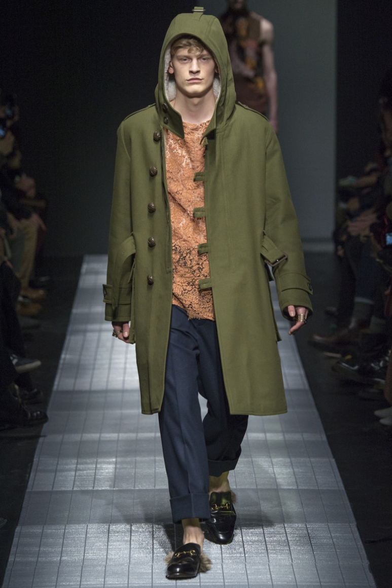 Gucci Menswear осень-зима 2015/2016 #17