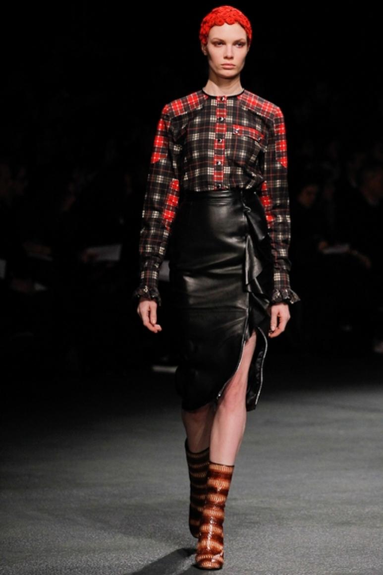 Givenchy осень-зима 2013/2014 #37