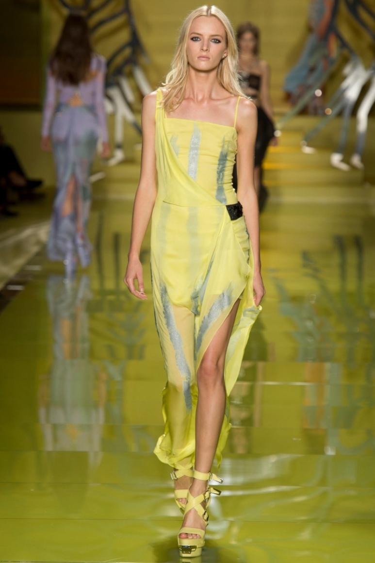 Versace весна-лето 2014 #4