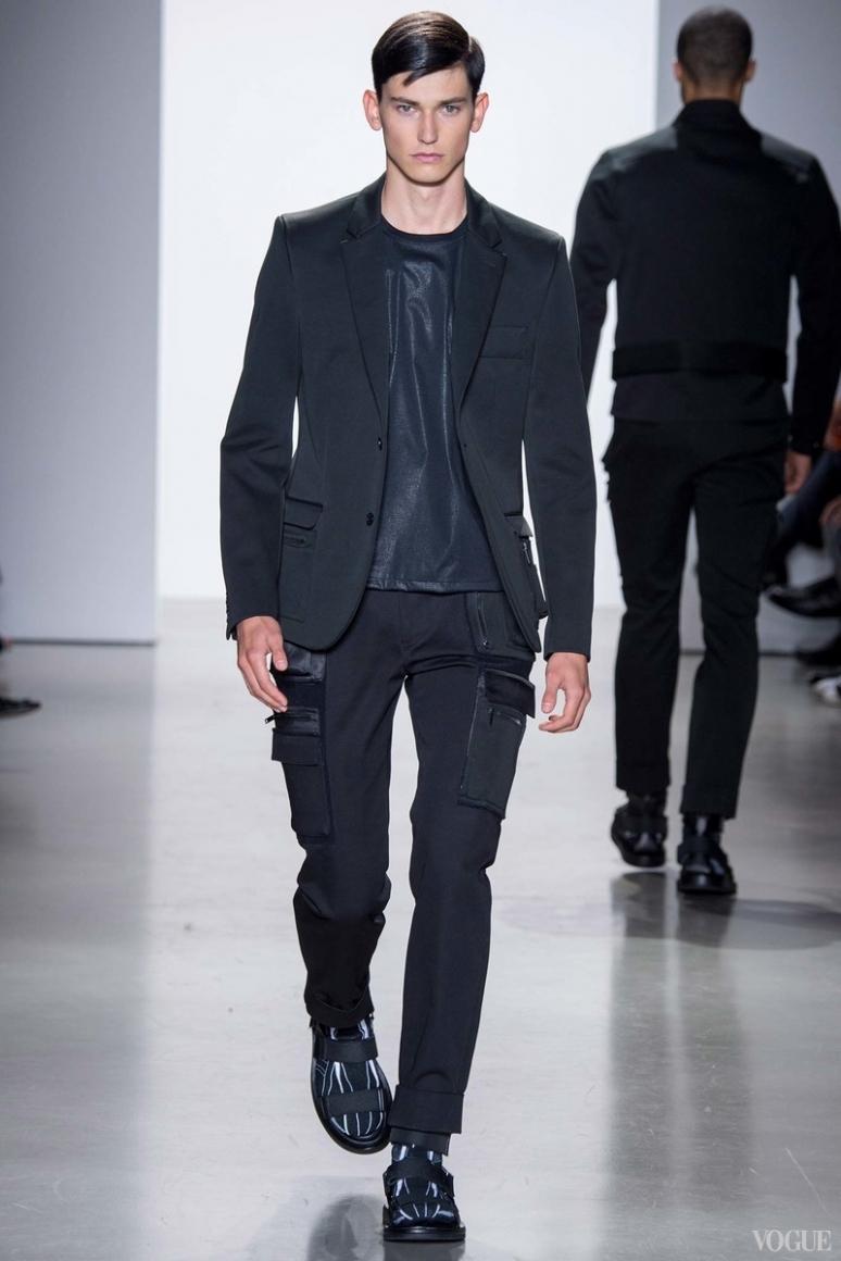 Calvin Klein Menswear весна-лето 2016 #6