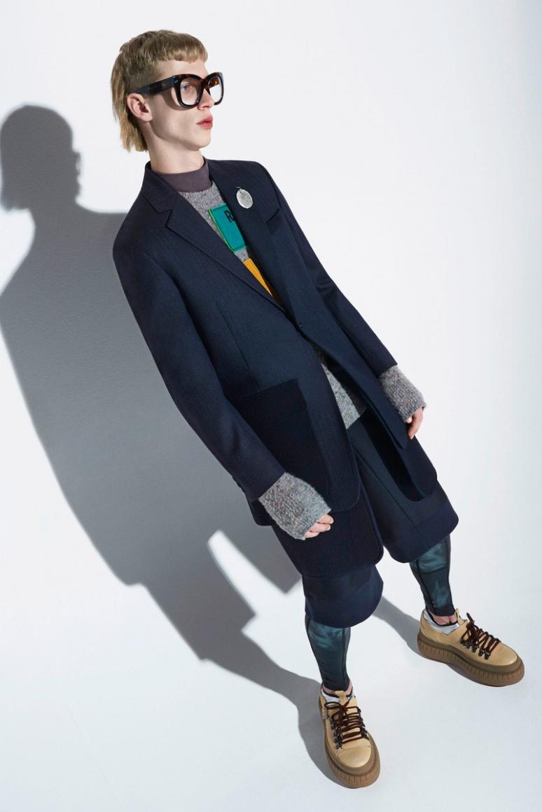 Acne Menswear осень-зима 2015/2016 #9