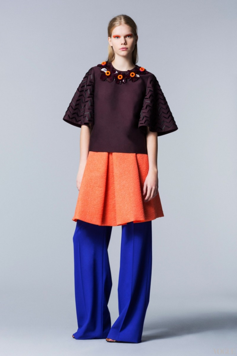 Roksanda Couture весна-лето 2013 #4