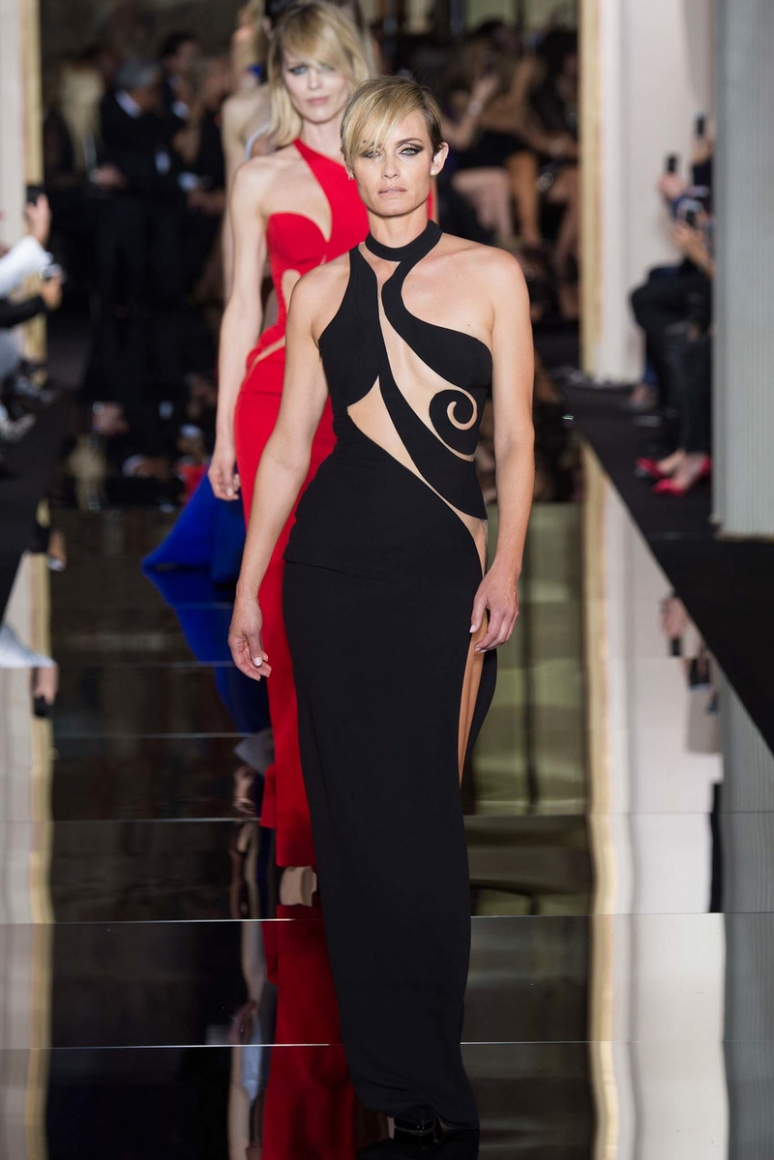 Atelier Versace Couture весна-лето 2015 #2