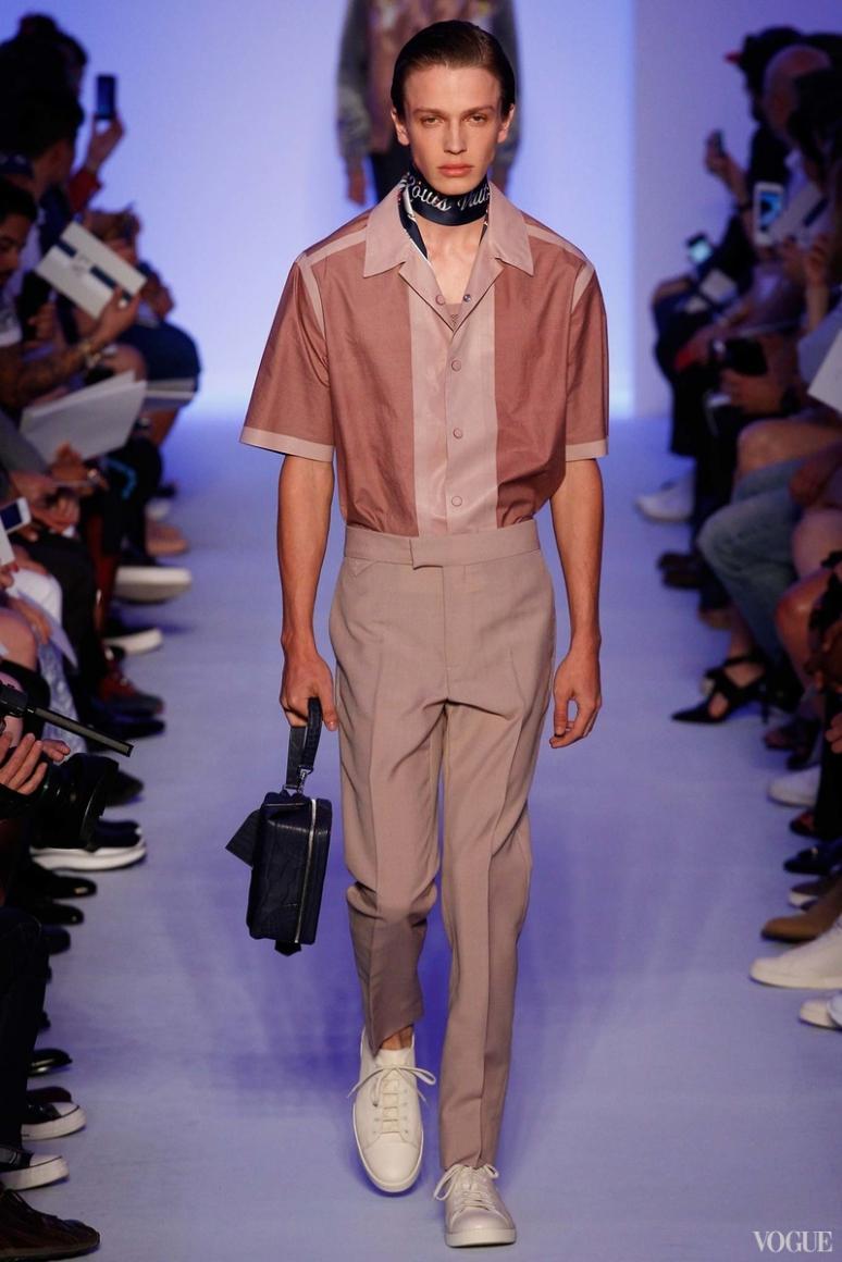 Louis Vuitton Menswear весна-лето 2016 #7