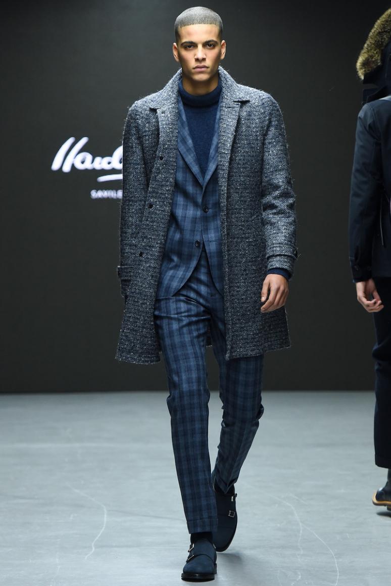 Hardy Amies Menswear осень-зима 2015/2016 #15